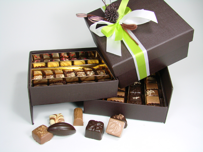 cadeau chocolat original. Black Bedroom Furniture Sets. Home Design Ideas