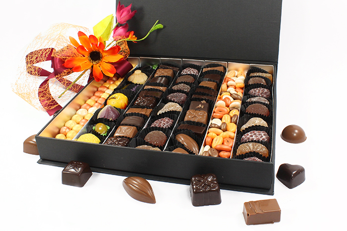 Chocolats fins de fabrication artisanale Cadeau et Chocolat