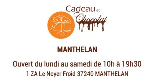 Horaires de la chocolaterie de Chambray-Lès-Tours