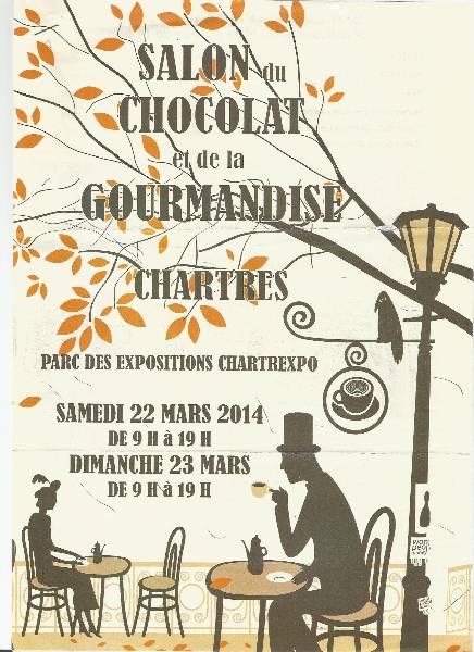 salon du chocolat de chartres 2014