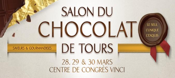 salon du chocolat de tours mars 2014