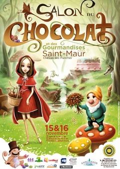Salon du chocolat et des gourmandises st Maur