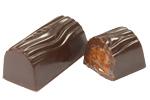 Bûchette praliné coco de Cadeau et Chocolat