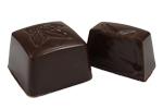 Chocolat noir ganache au café