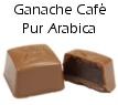Chocolat ganache café pur Arabica