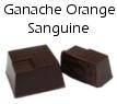 Chocolat ganache orange sanguine