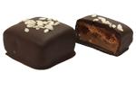 Chocolat noir praliné au sésame