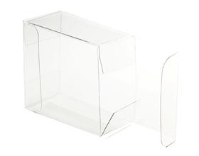 Petite boite cello carrée contenant à dragées