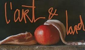 Exposition l'art et lard
