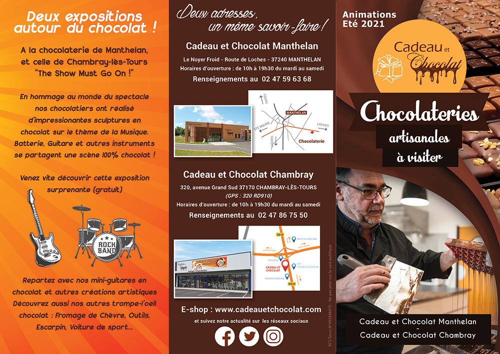 Expo chocolat à manthelan