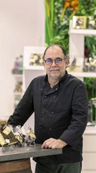 Frédéric Renard, chocolatier en Indre et Loire