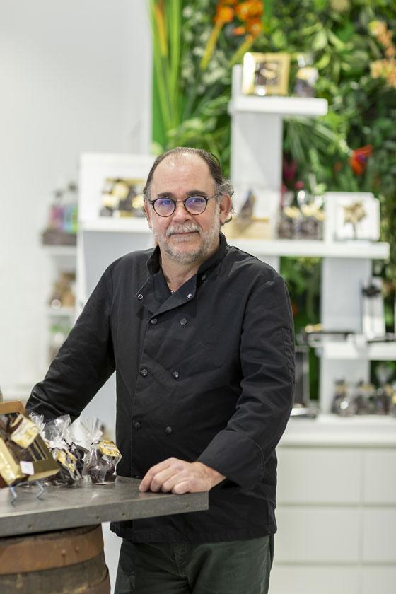 Frédéric Renard fondateur de Cadeau et Chocolat