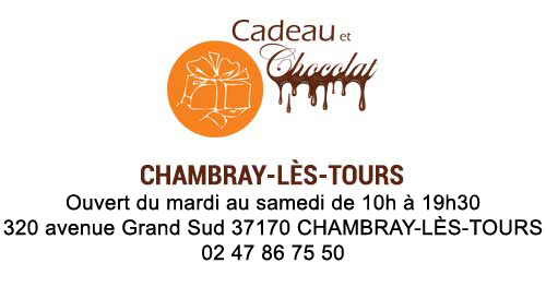Horaires de la chocolaterie de Chambray-Lès-Tours