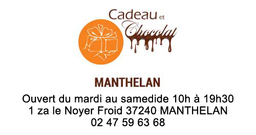 Horaires de la chocolaterie de manthelan