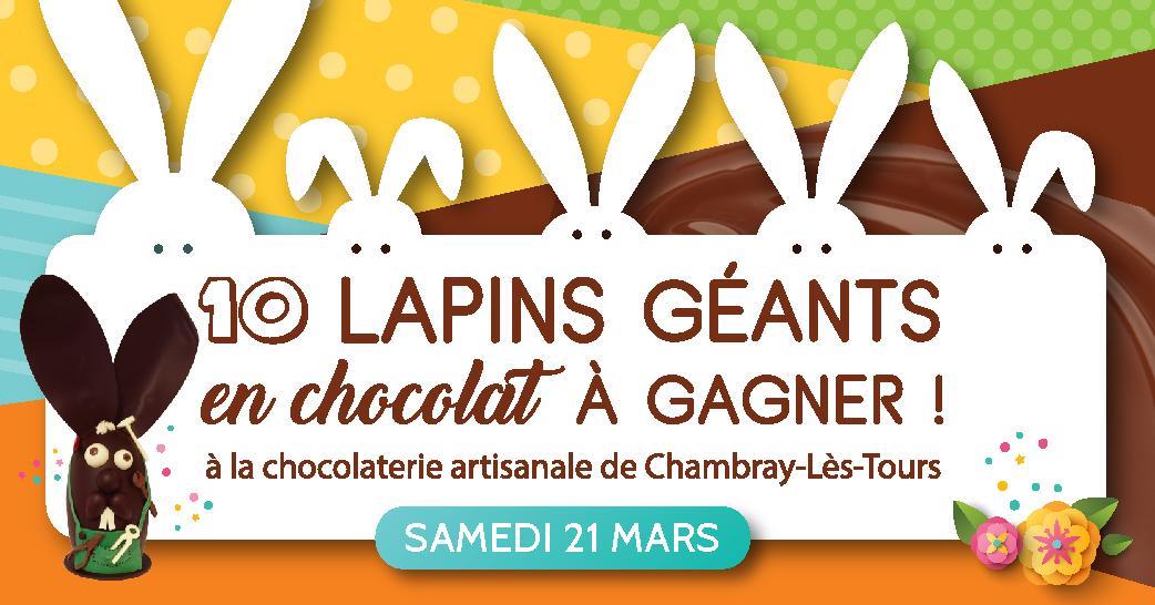 Grande journée gourmande de Pâques à la chocolaterie de Chambray