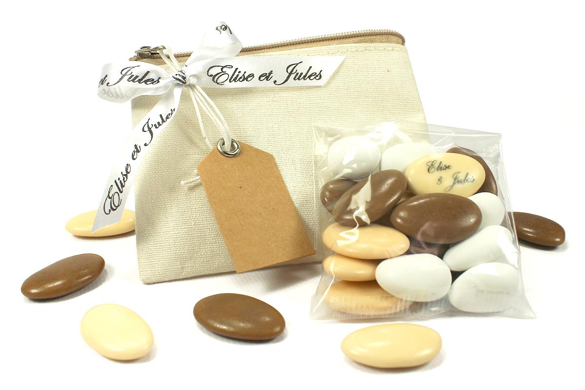 Le porte monnaie en tissu et ses drag es portmtd vente de drag es et de chocolats sur cadeau - Porte monnaie en tissu ...