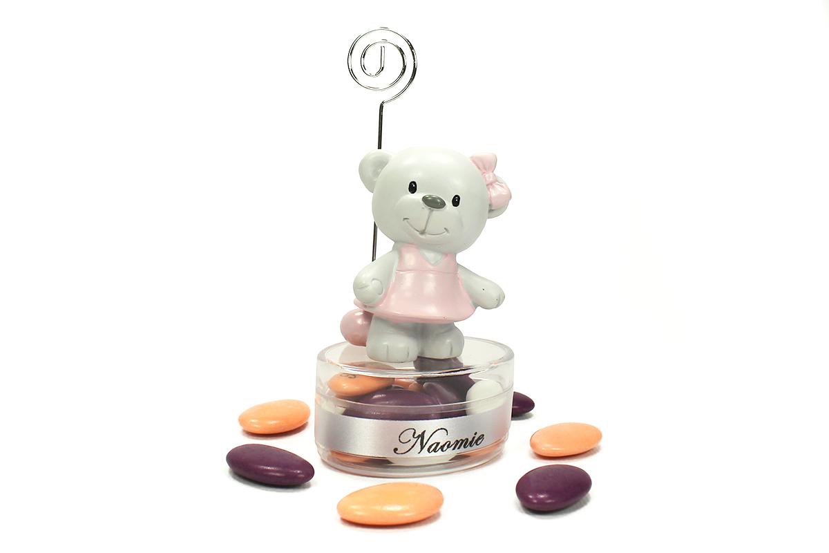 le porte nom ours et ses drag es fille pnoursf vente de drag es et de chocolats sur cadeau. Black Bedroom Furniture Sets. Home Design Ideas